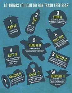 10 acciones a tu alcance para tener mares y océanos libres ...