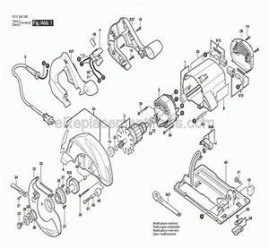 Skilsaw 5150 Parts Diagram