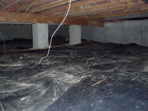 Insulating Vented Crawl Space With Dirt Floor by Dr Energy Saver Delmarva Home Insulation Services Photo