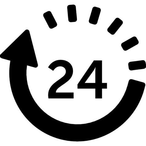 24 Stunden Lieferung  Download Der Kostenlosen Icons