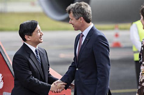 japans crown prince naruhito starts  day visit