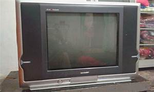 Zenntronic  Perbaikan Tv Sharp Ada Gambar Tidak Ada Suara