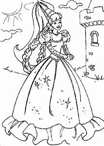 Coloring Now » Blog Archive » Princess Coloring Pages for Kids