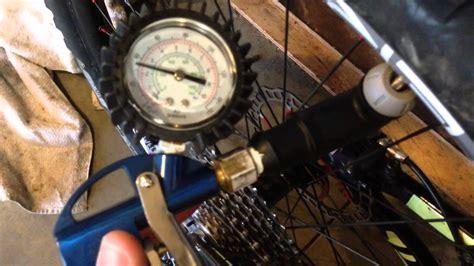 Home Made Bike Shop Inflator