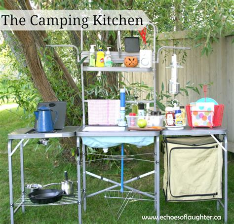 Create An Outdoor Camping Kitchen  Echoes Of Laughter. Sample Kitchen Design. Southern Living Kitchen Designs. Kitchen Design Rockville Md. Kitchen Designers Chicago. Shabby Chic Kitchen Design Ideas. Japan Kitchen Design. Small Kitchen Design Ideas Budget. B And Q Kitchen Designer