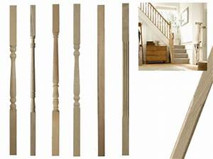Railings, Spindles and Newel Posts for Stairs on Pinterest