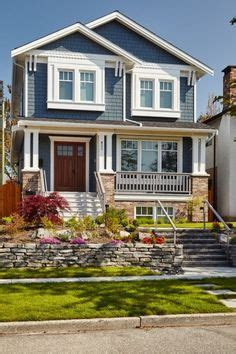 wanting this color of house with our new brown roof