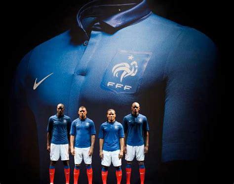 sleek soccer uniforms french football kit