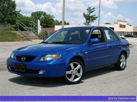 2003 Mazda Protege  Information And Photos Momentcar