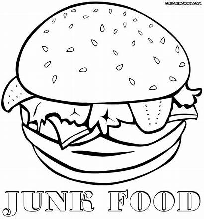 Junk Coloring Pages Colorings