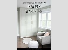 Get a Stunning Closet with this IKEA Pax Hack the