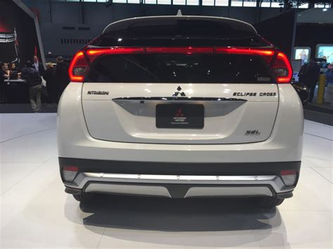 Mitsubishi Dealers Chicago by 2018 Mitsubishi Eclipse Cross And Re Model A At The