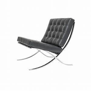 Mies Van Der Rohe Chair : barcelona style chair by mies van der rohe steelform design classics ~ Watch28wear.com Haus und Dekorationen