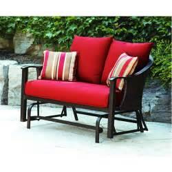 tuscany double glider patio furniture walmart com