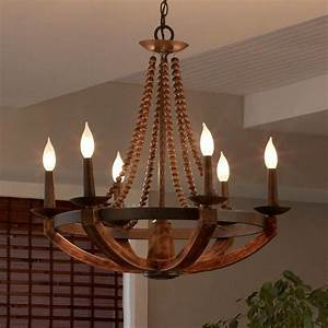 45, Beautiful, Rustic, Chandelier, Decor, Ideas, For, Your, Living, Room