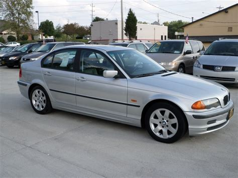 2000 Bmw 323i For Sale In Cincinnati, Oh  Stock # 11353