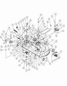 30 Cub Cadet Z Force 48 Pto Belt Diagram