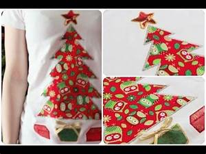 DIY HOLIDAY T SHIRTS ⎜⎜ CREATIVE CHRISTMAS 2013