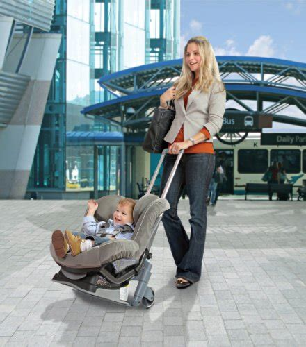BRICA Roll 'n Go Car Seat Transporter   Buy Online in UAE