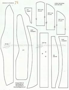 Classic Adirondack Chair Plans • WoodArchivist