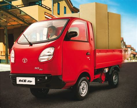 Review Tata Ace by 2011 Tata Ace Zip Review Top Speed