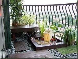 Jardin Et Balcon : d co balcon un am nagement color et chic pour l 39 t ~ Premium-room.com Idées de Décoration