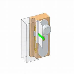 Guide gratuit d39ouverture de porte claquee ouverture fine for Porte claquée