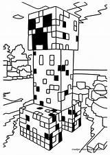 Minecraft Coloring Printable Colouring Colorare Creeper Zum Ausmalbilder Sheets Lego Ausmalen Malvorlagen Skins Ausdrucken Immagini Compleanno Printables Disegni Az Mindcraft sketch template