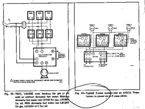 honeywell central heating wiring diagram wiring diagram
