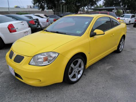 2007 Pontiac G5 Gt 2dr Coupe In Houston Tx