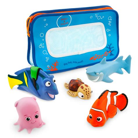 Finding Nemo Baby Bath Set by Finding Nemo Bath Toys Disney Baby
