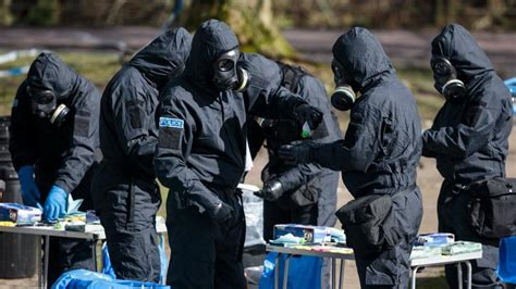 UK Officials Reportedly Think GRU Agents Behind Salisbury ...