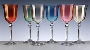 Service De Verre En Cristal : service verres couleur verres en cristal couleur verre couleur uni ~ Teatrodelosmanantiales.com Idées de Décoration