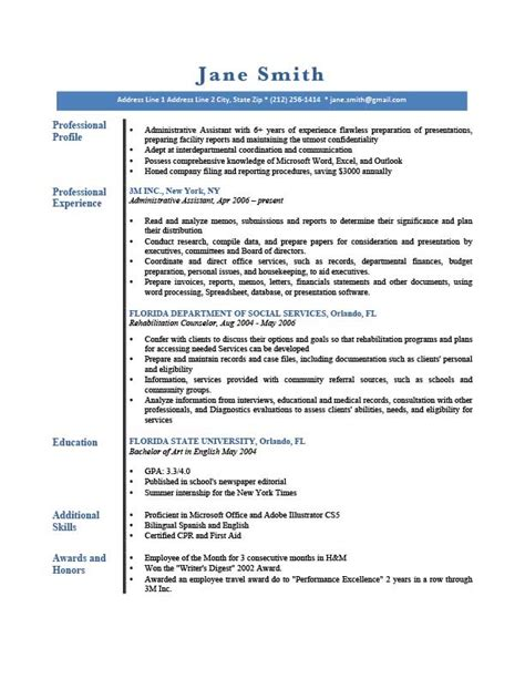 Exle Of Resume Profile by Flow Chart How To Start A Resume Resume Genius