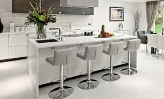 blue bar stools kitchen furniture symmetry in home design decor principle symmetry in a room
