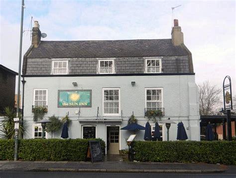 Barnes Green Post Office by Sun Inn 7 Church Road The Green Barnes Surrey