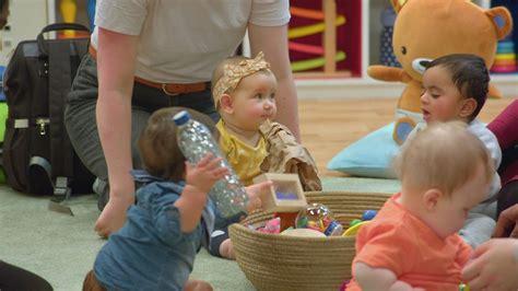 The Baby Club: Pots and pans, bang, bang - BBC Tiny Happy ...