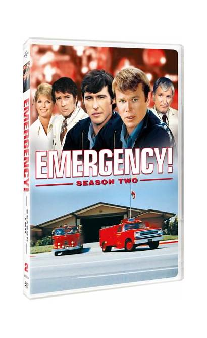 Emergency Season Dvd