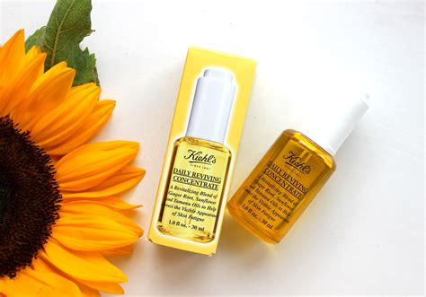 Kiehls Daily Reviving Concentrate Glam Meets Girl
