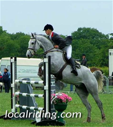 Types Of Show Jumping Competitions & Events  Local Riding