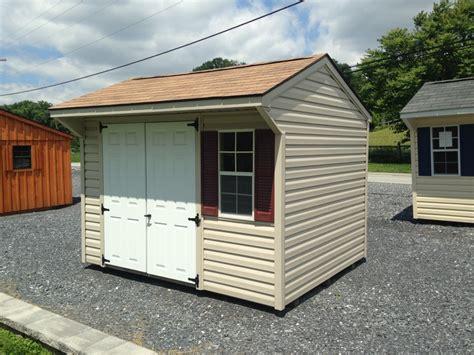 outdoor storage sheds on sale 8x10 vinyl quaker storage shed for sale