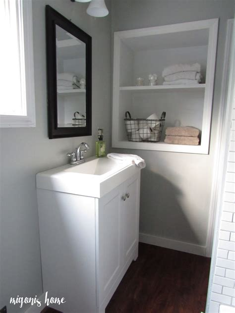 Flipping Gloucester Completed Bathroom  Migonis Home