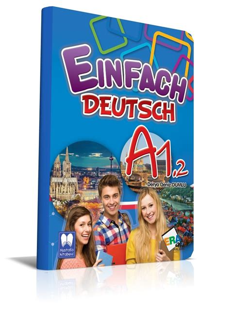Einfach Deutsch A12 « Ders Kitapları « Eradil Yayıncılık