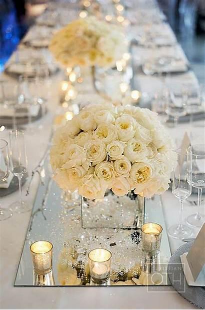 Table Decorations Handmade Reflect Christian Stunning Centerpieces