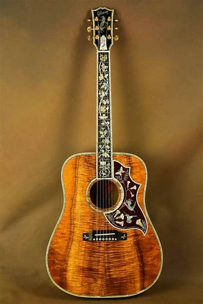 Acoustic Guitars Gibson Hummingbird Guitar Ferguson Master