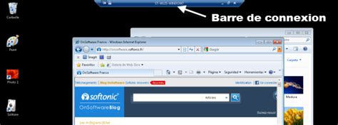 windows 7 bureau a distance comment contrôler un pc à distance