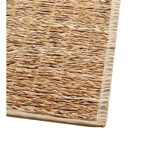 tapis bambou tr 233 ss 233 120x170cm naturel