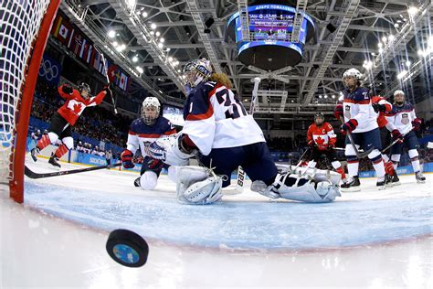 winter olympics womens ice hockey   canada