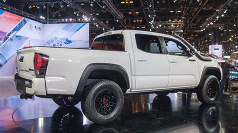 Toyota Chicago by 2019 Toyota Trd Pro Road Lineup Debuts In Chicago