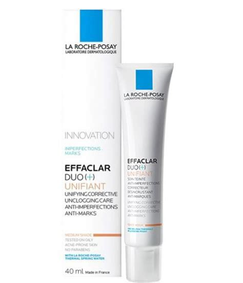 how to use effaclar duo